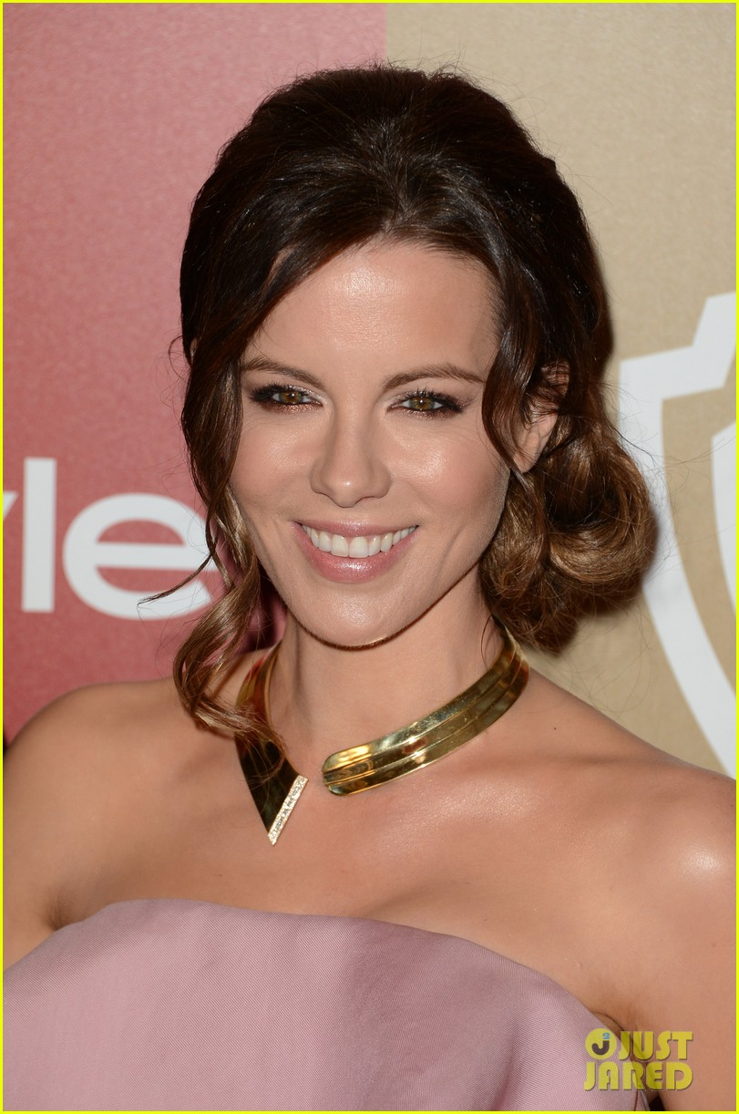 kate beckinsale instyle golden globes party 2013 022791902