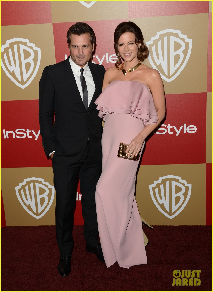 kate beckinsale instyle golden globes party 2013 032791903