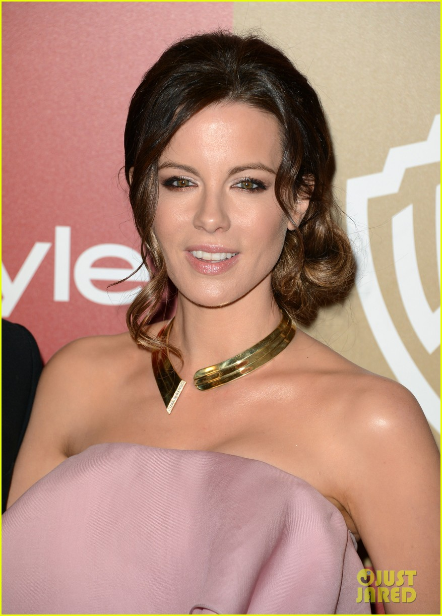 kate beckinsale instyle golden globes party 2013 132791913