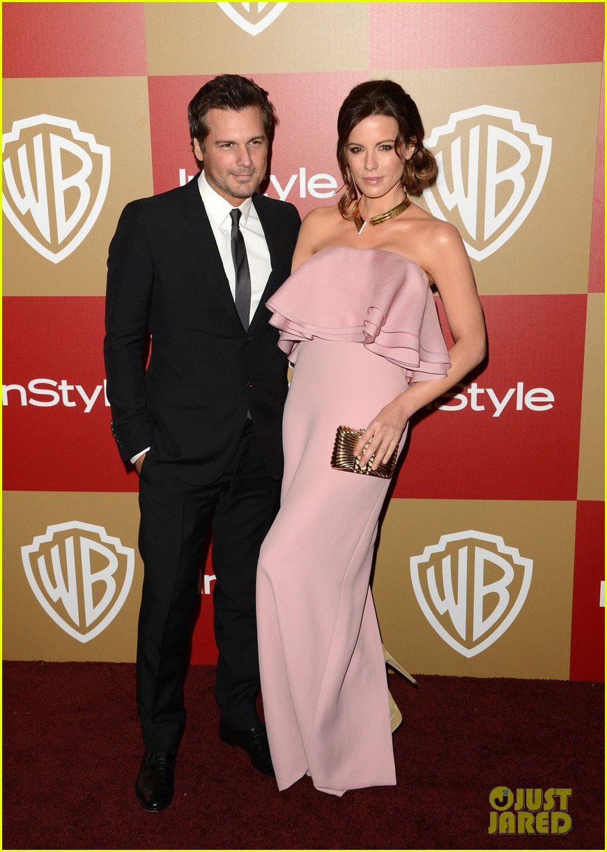 kate beckinsale instyle golden globes party 2013 142791914