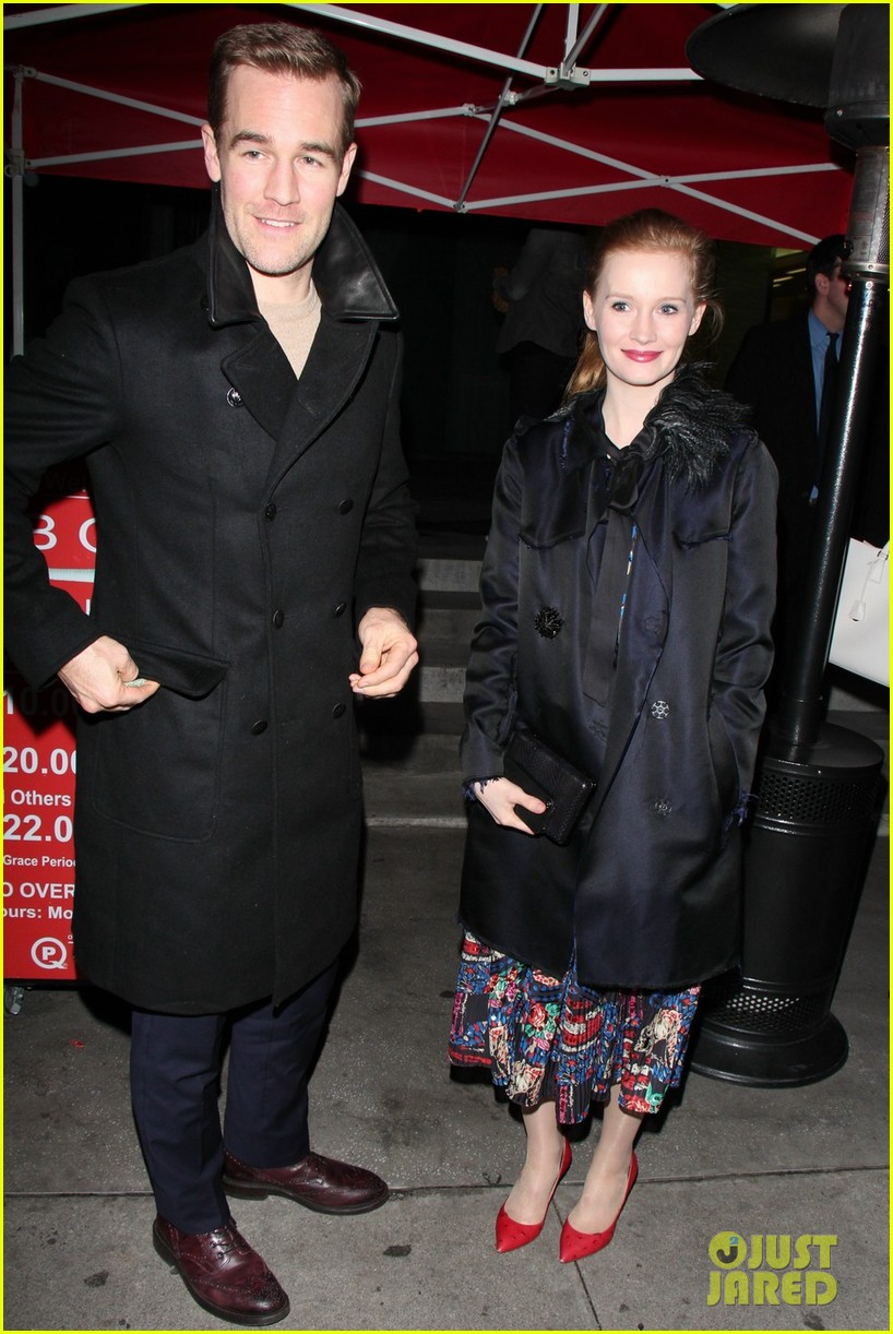 james van der beek kimberly brook boa date night 042782975