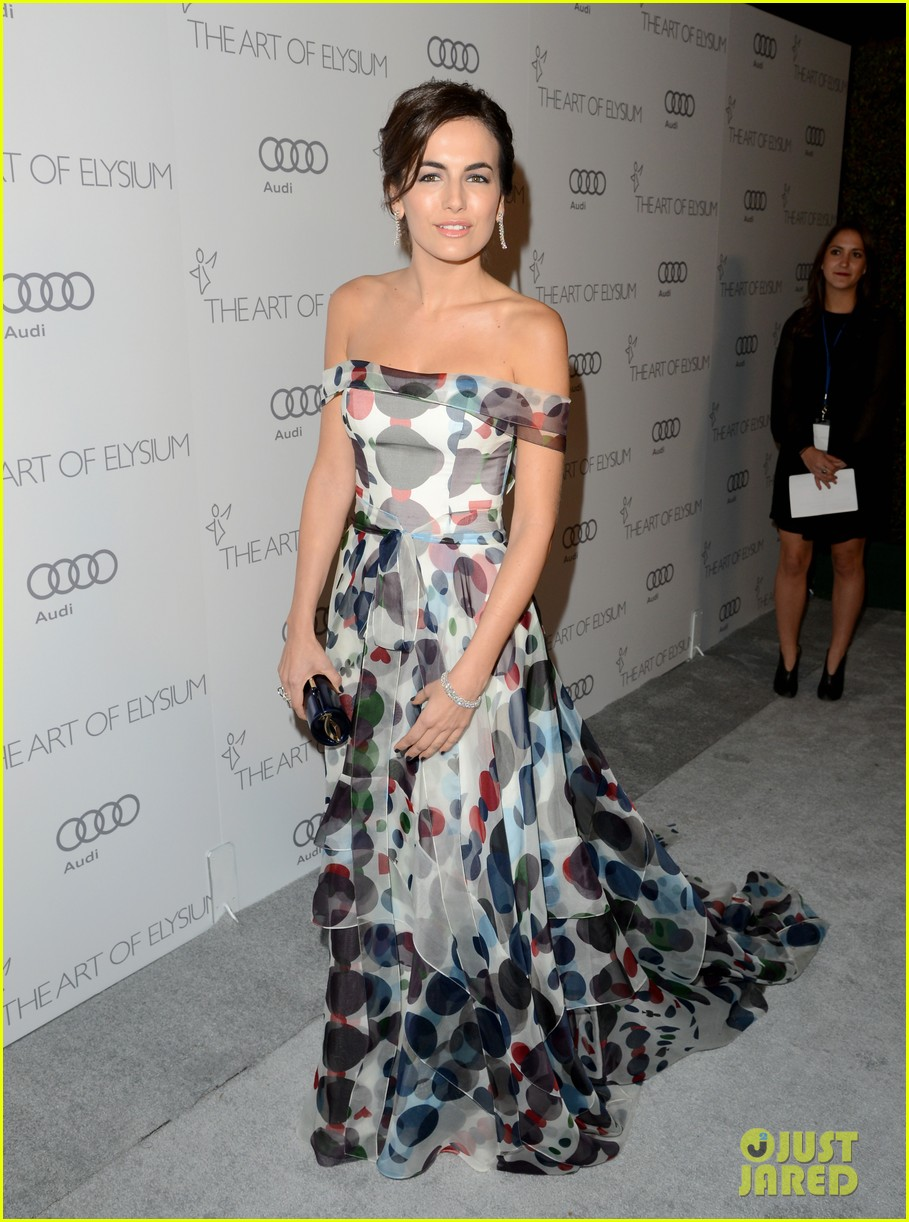 camilla belle julianne hough art of elysium heaven gala 26