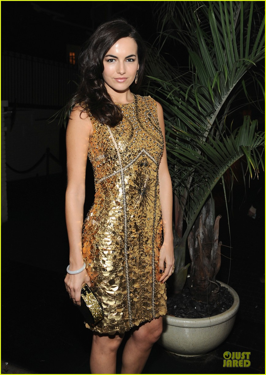 camilla belle ashley madekwe w magazine pre golden globes party 082789659
