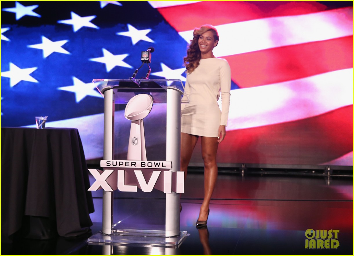beyonce national anthem live at super bowl press conference 072802046