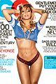 beyonce covers gq february 2013 01