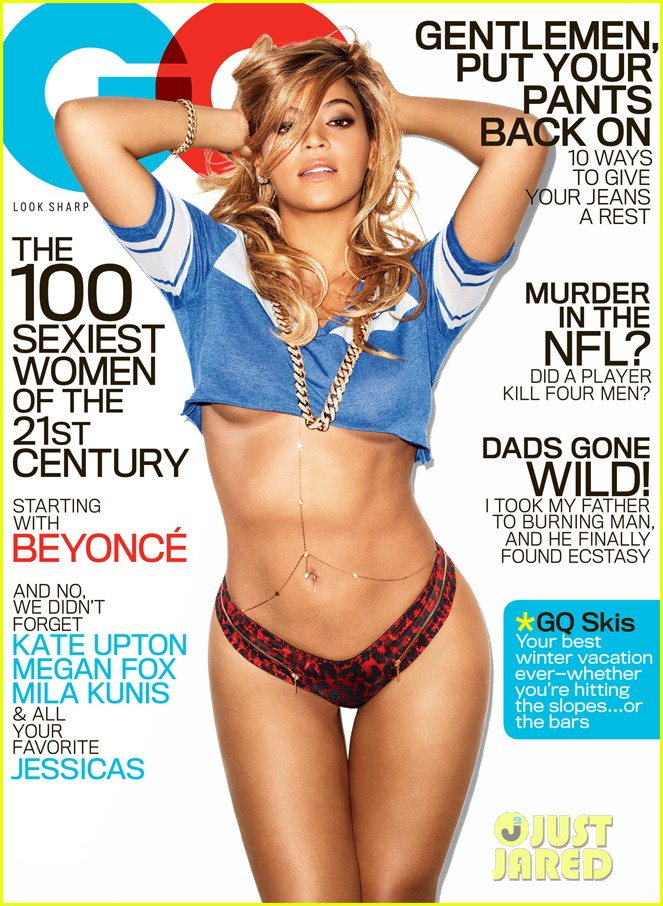 beyonce gq inside image interview revealed 022788157