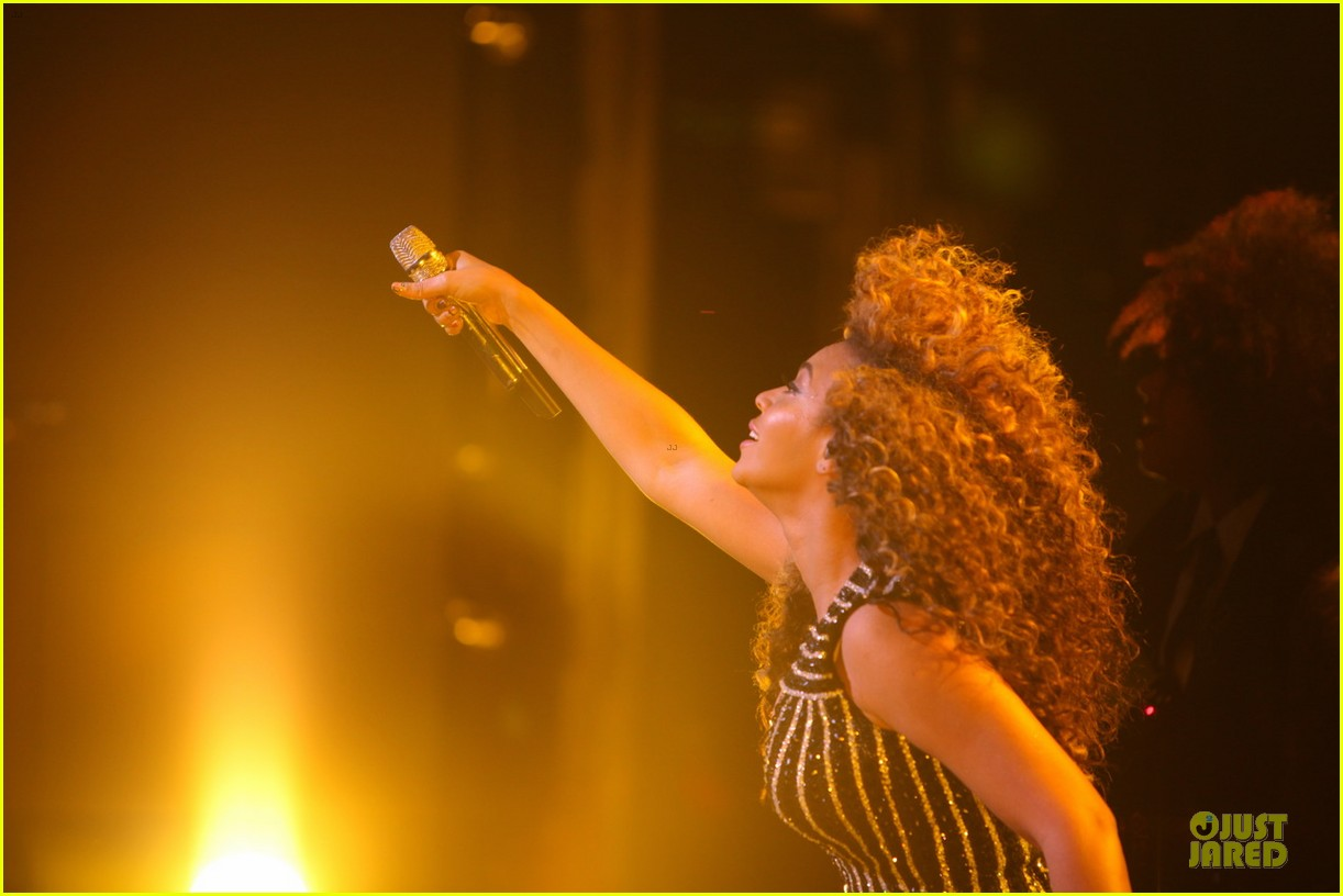 beyonce new years eve private concert in las vegas 06