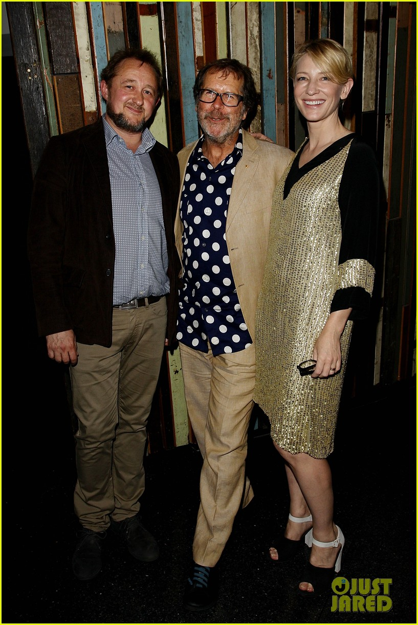 cate blanchett andrew upton secret river opening night 032789870