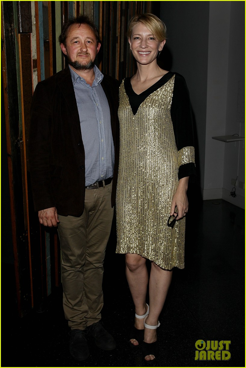 cate blanchett andrew upton secret river opening night 05