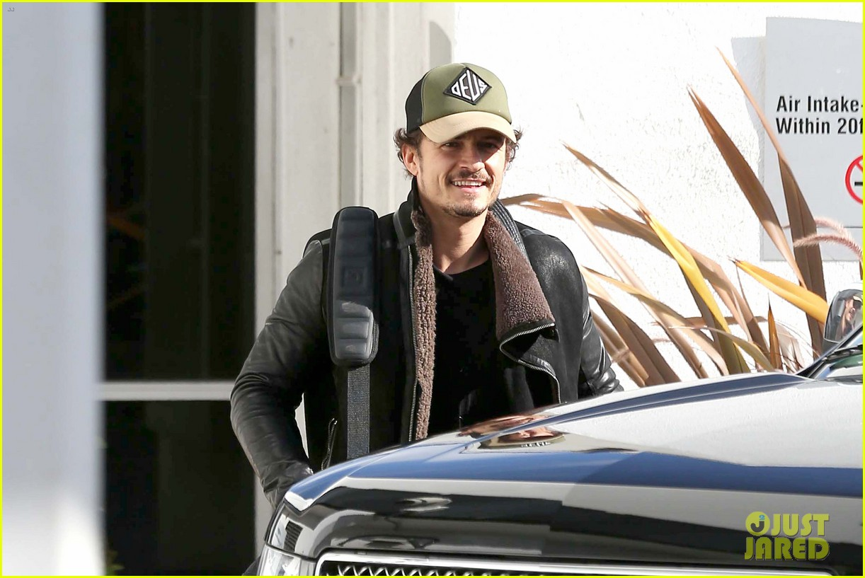 orlando bloom happy 1st birthday flynn 192785795