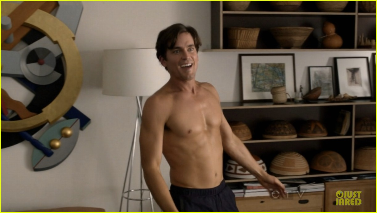 matt bomer shirtless new normal stills 132788269