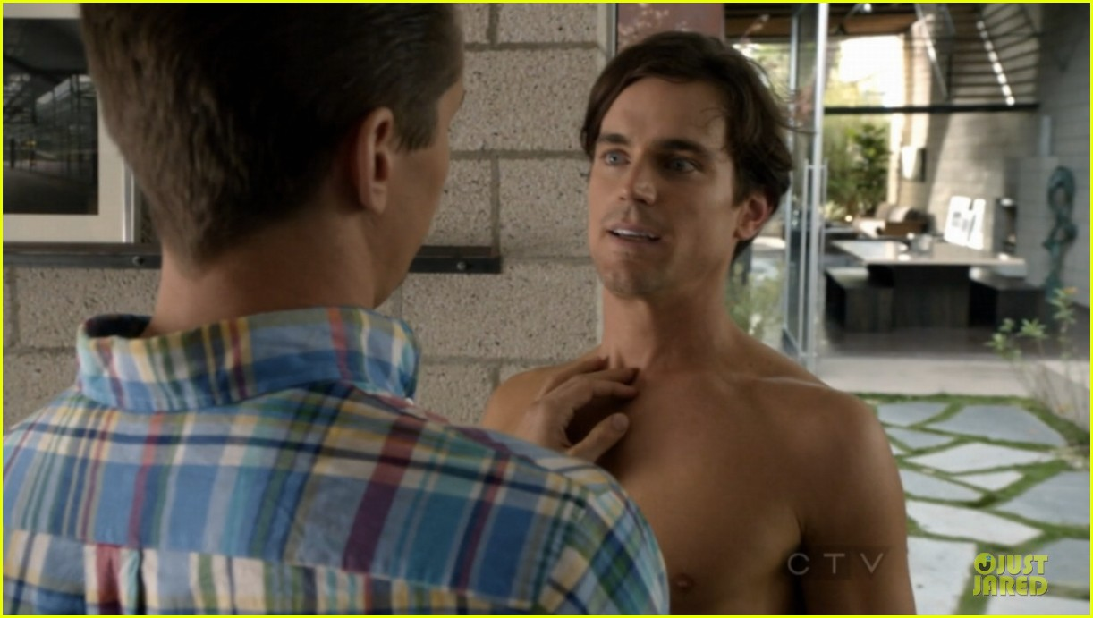 matt bomer shirtless new normal stills 172788273
