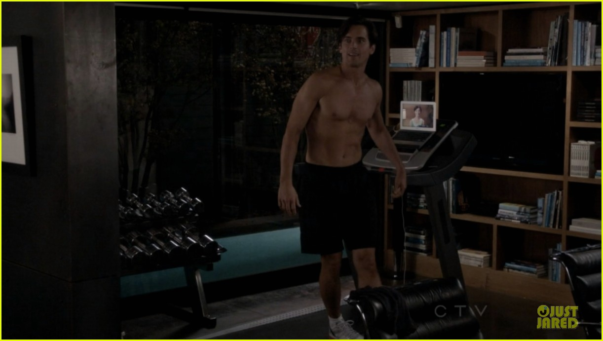 matt bomer shirtless new normal stills 212788277