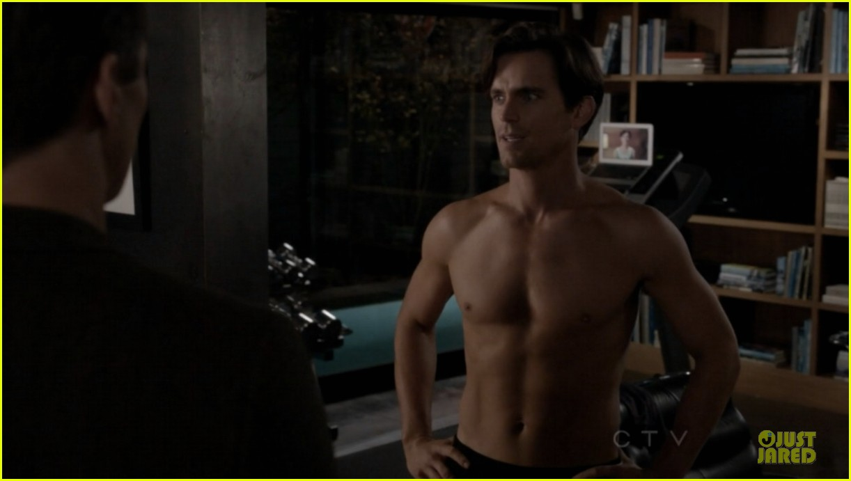 matt bomer shirtless new normal stills 232788279
