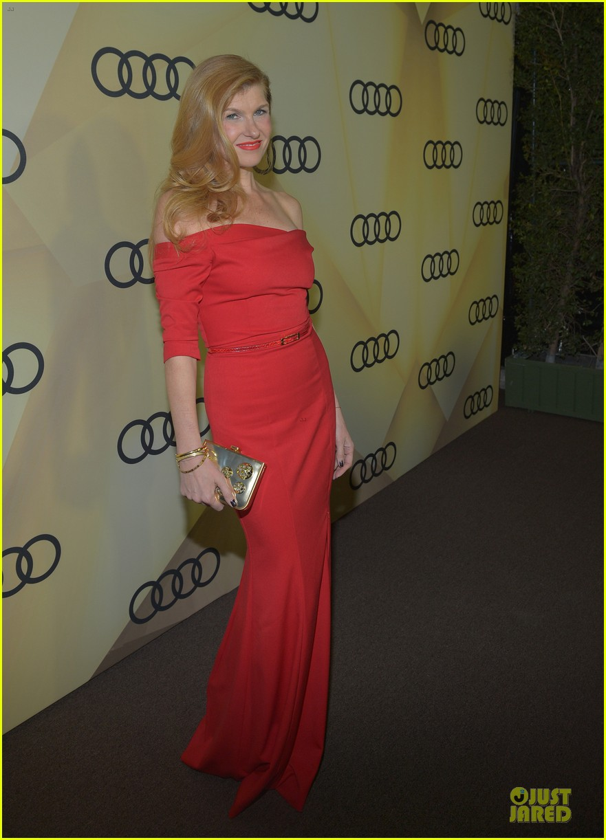 kate bosworth & michael polish sheer golden globe kick off party 072786082