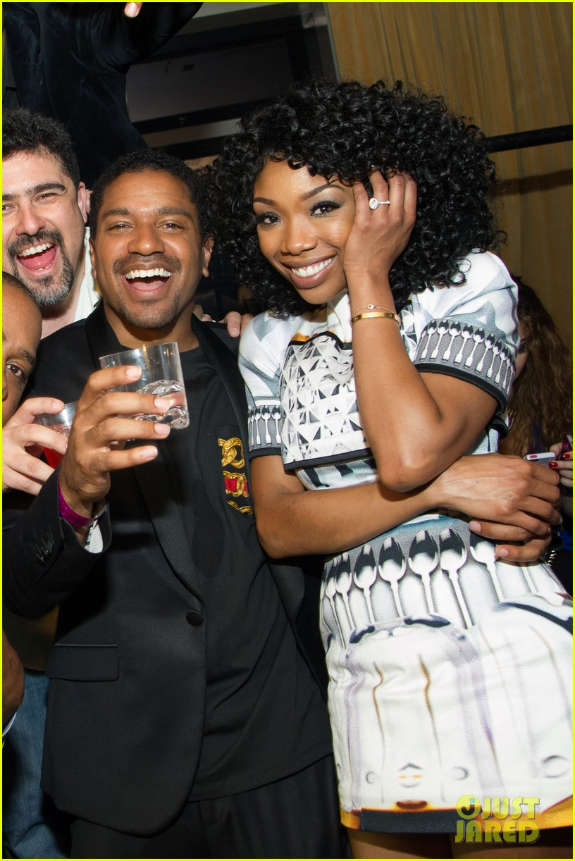 brandy new years eve with fiance ryan press 192783788