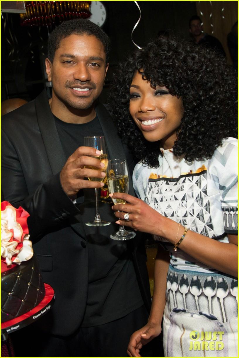 brandy new years eve with fiance ryan press 292783798