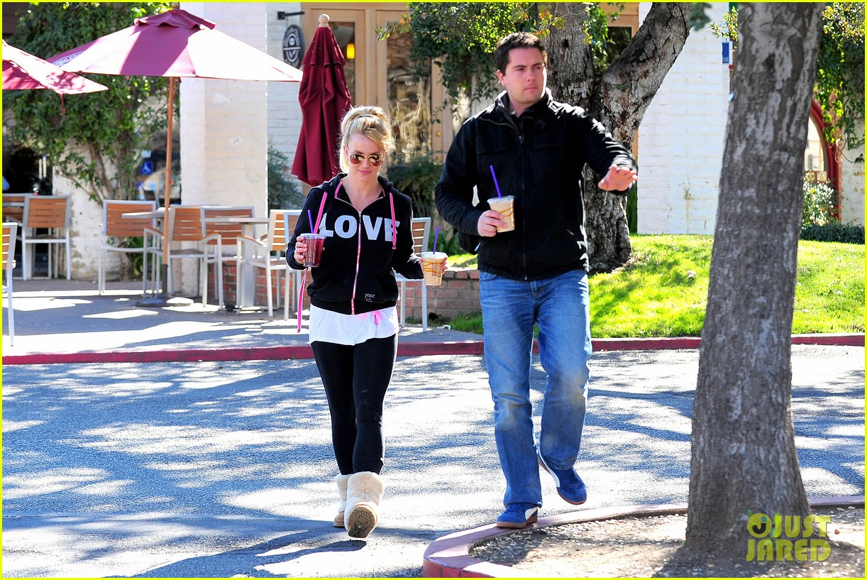 britney spears post split coffee run 092792215