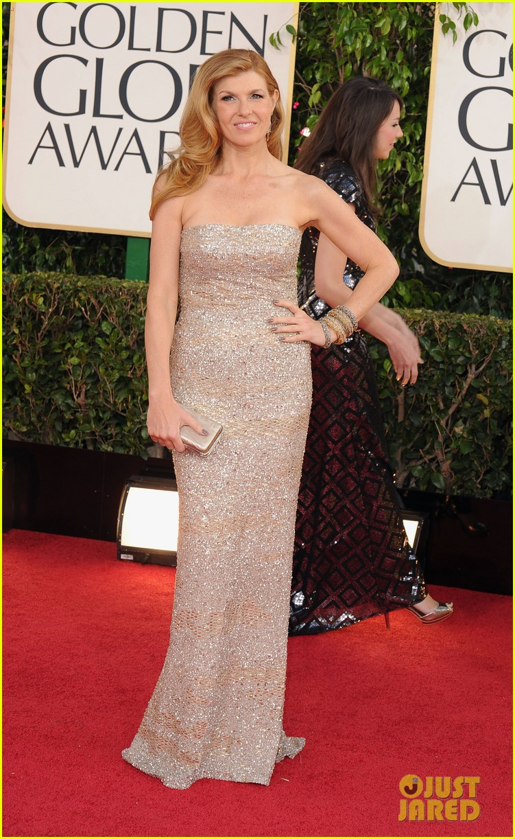 connie britton jessica lange golden globes 2013 red carpet 022791858