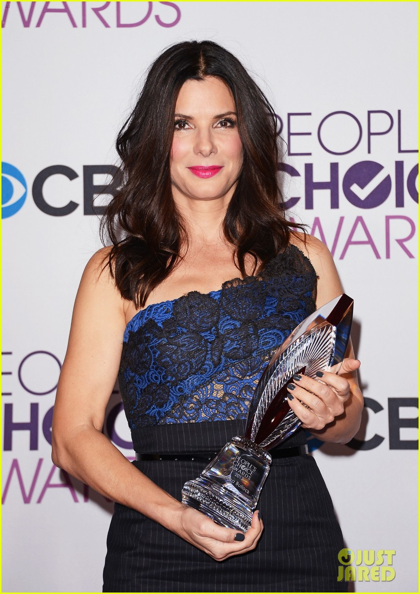 sandra bullock peoples choice 2013 012788000
