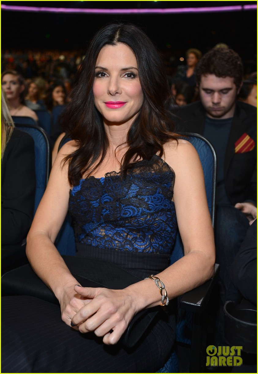 sandra bullock peoples choice 2013 132788012