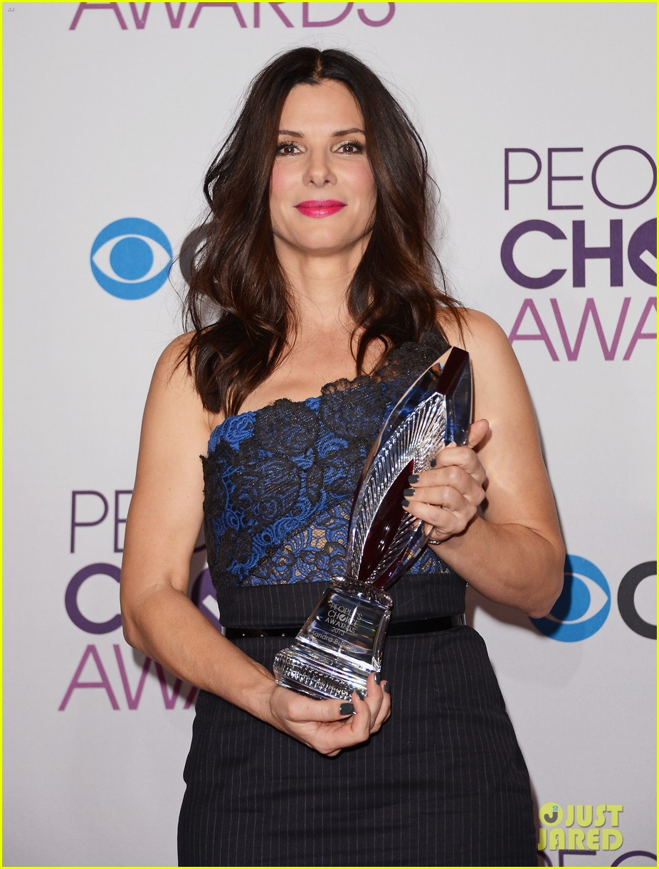 sandra bullock peoples choice 2013 182788017