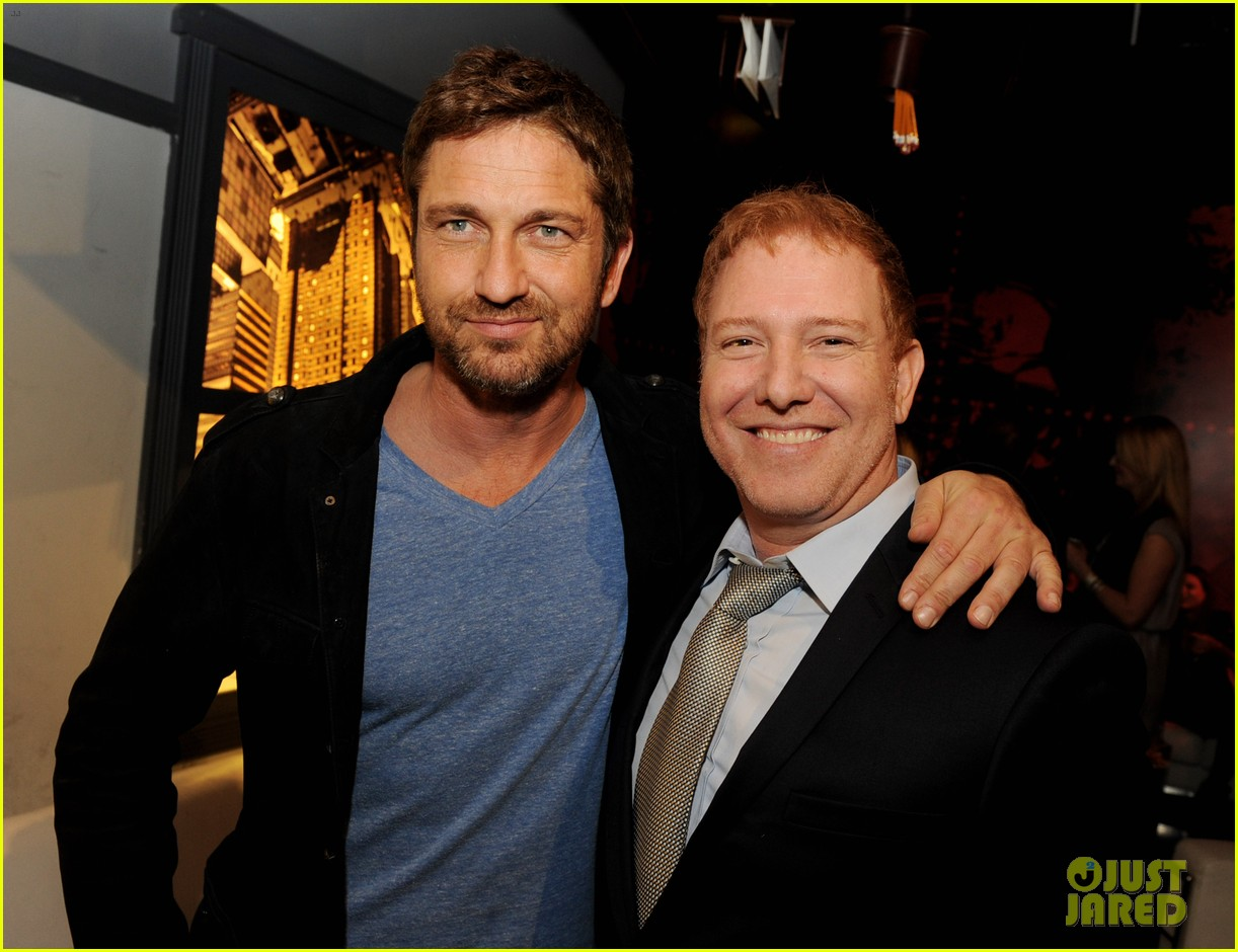 gerard butler movie 43 after party 03