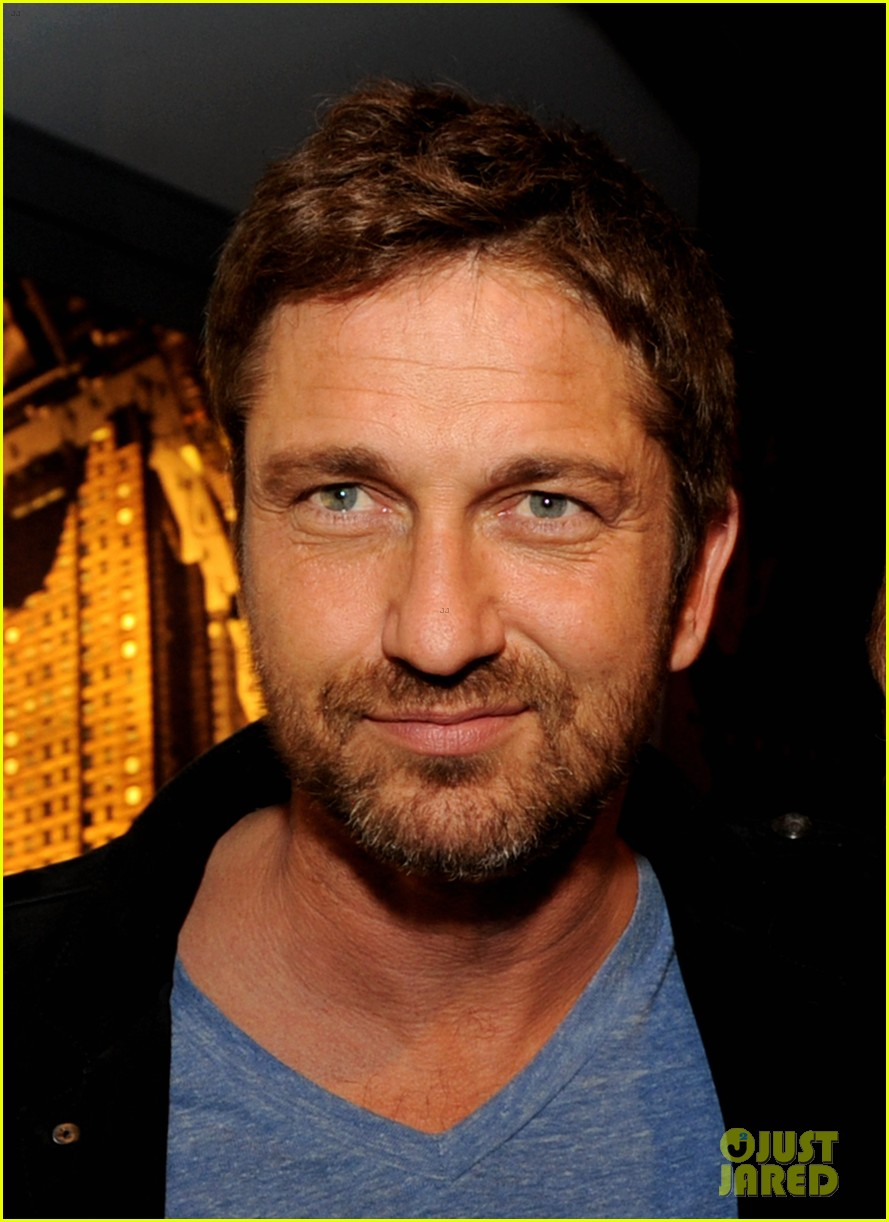 gerard butler movie 43 after party 04