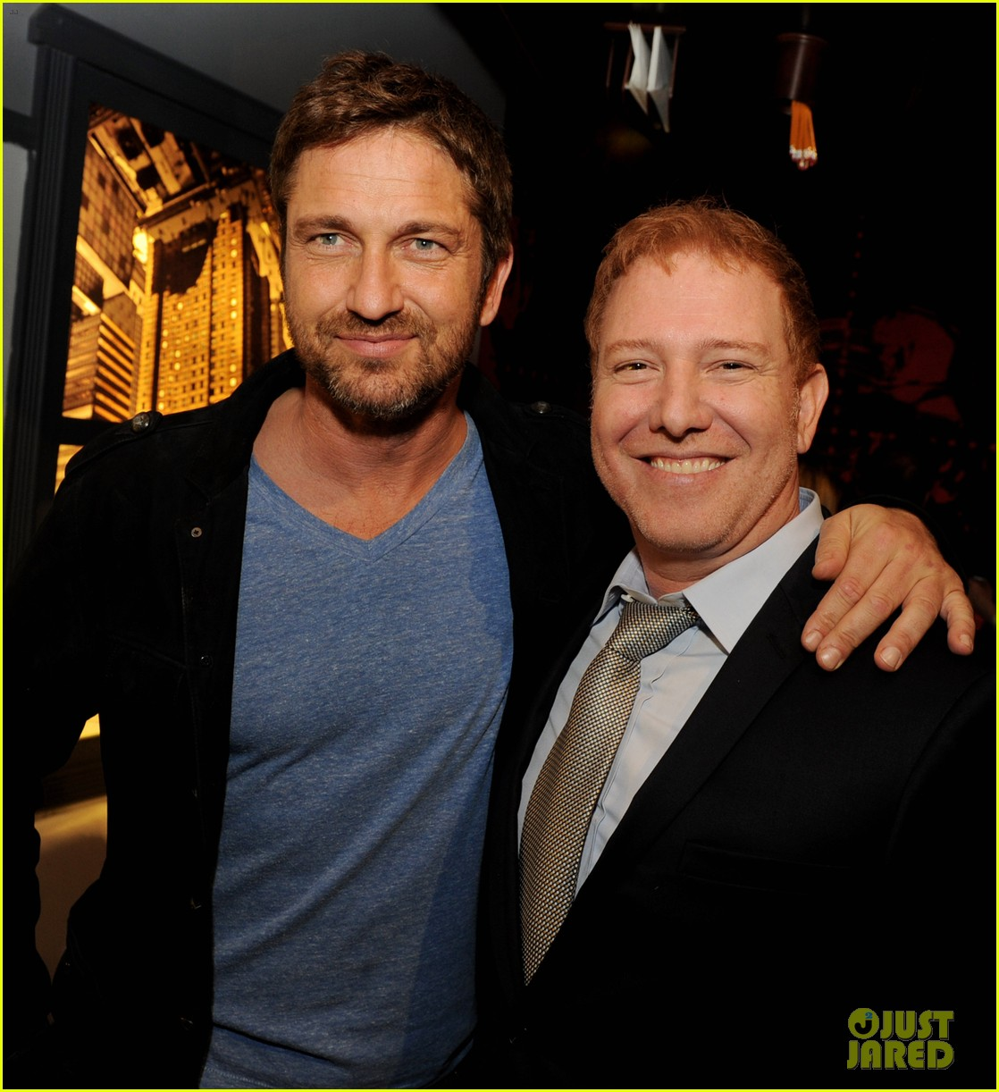 gerard butler movie 43 after party 08