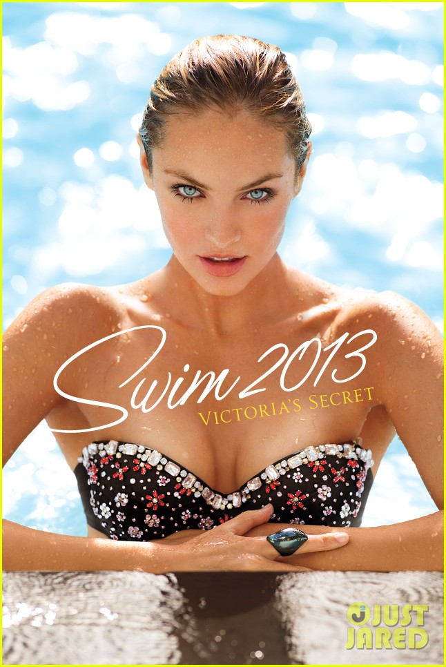 candice swanepoel covers victorias secret swim issue 012784689