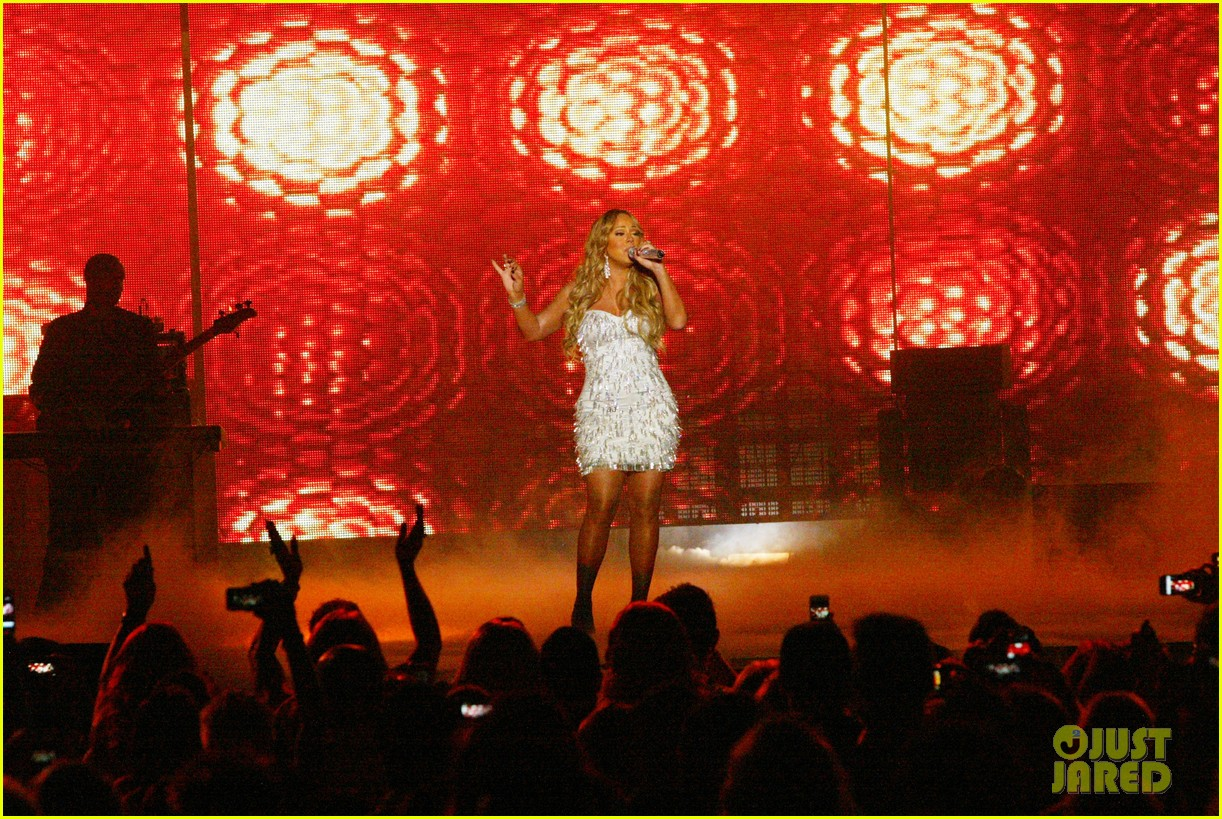 mariah carey jupiters gold coast show 062783805