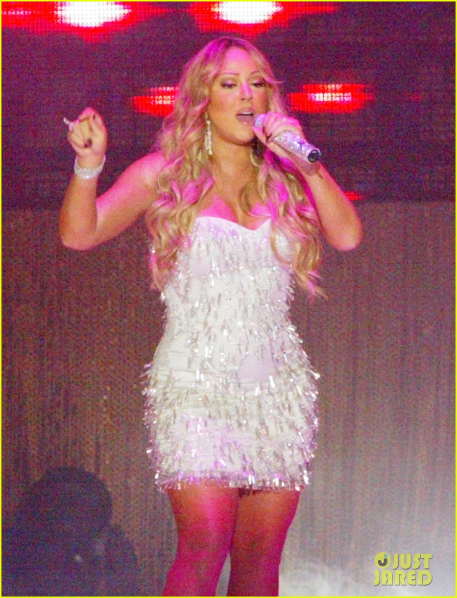 mariah carey jupiters gold coast show 132783812