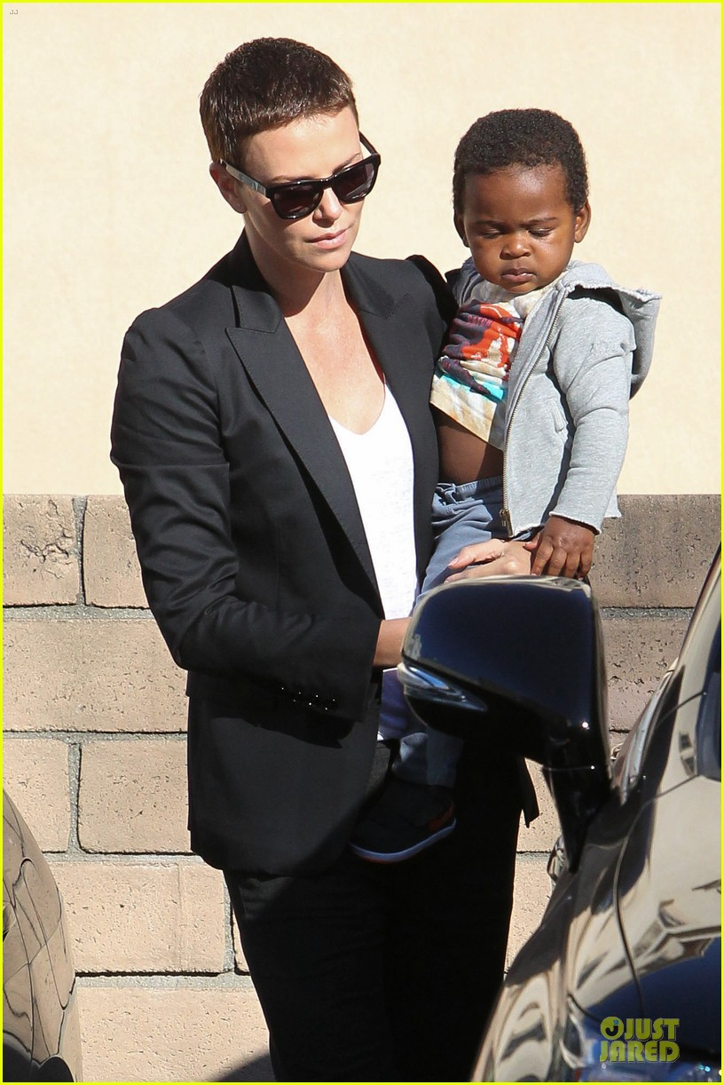 charlize theron inheret vice star 172789707