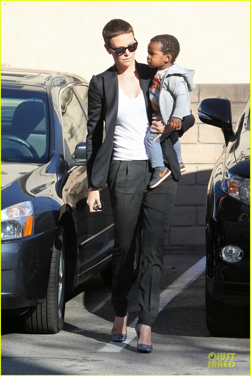 charlize theron inheret vice star 292789719