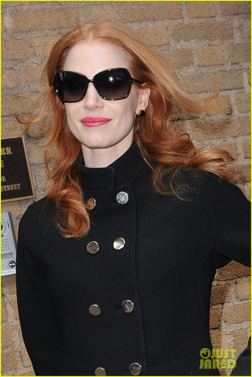 jessica chastain box office queen 042795379