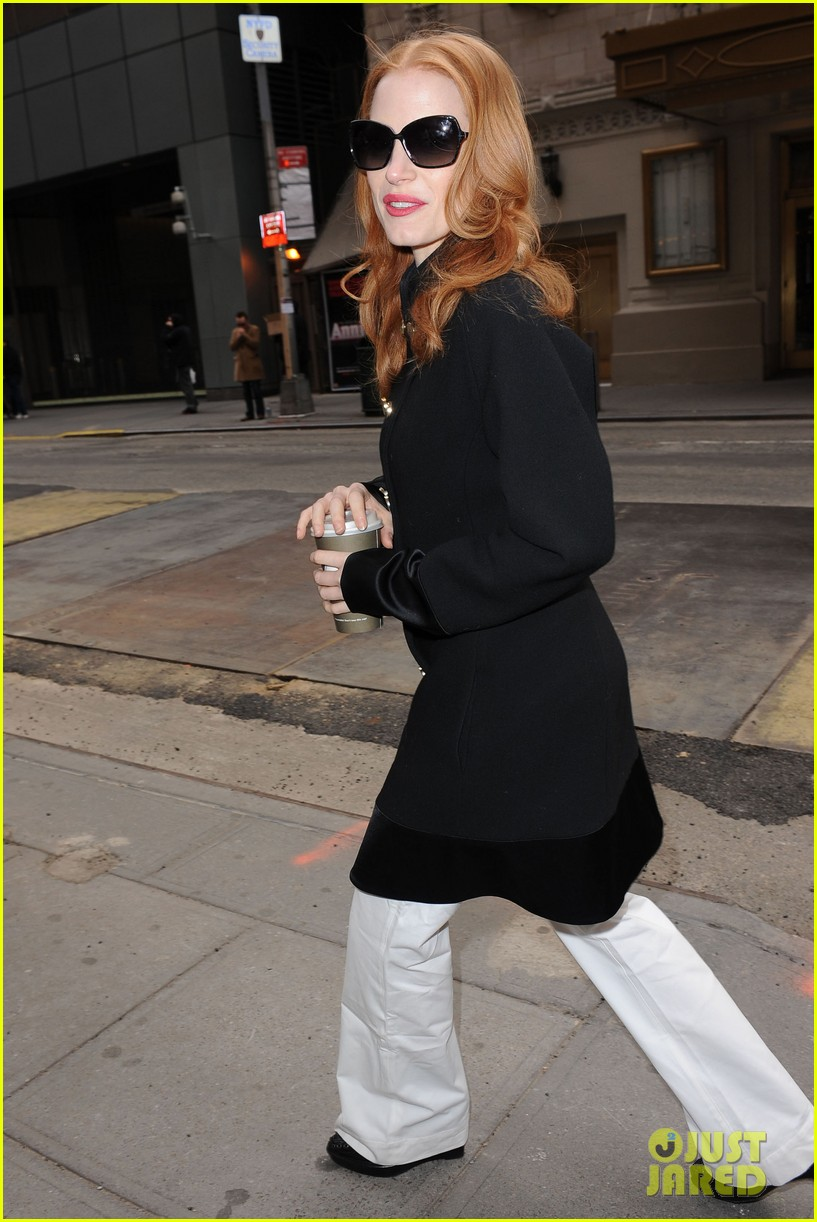 jessica chastain box office queen 072795382
