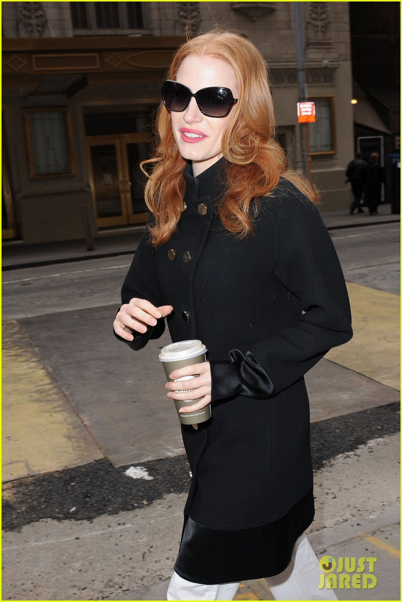 jessica chastain box office queen 082795383