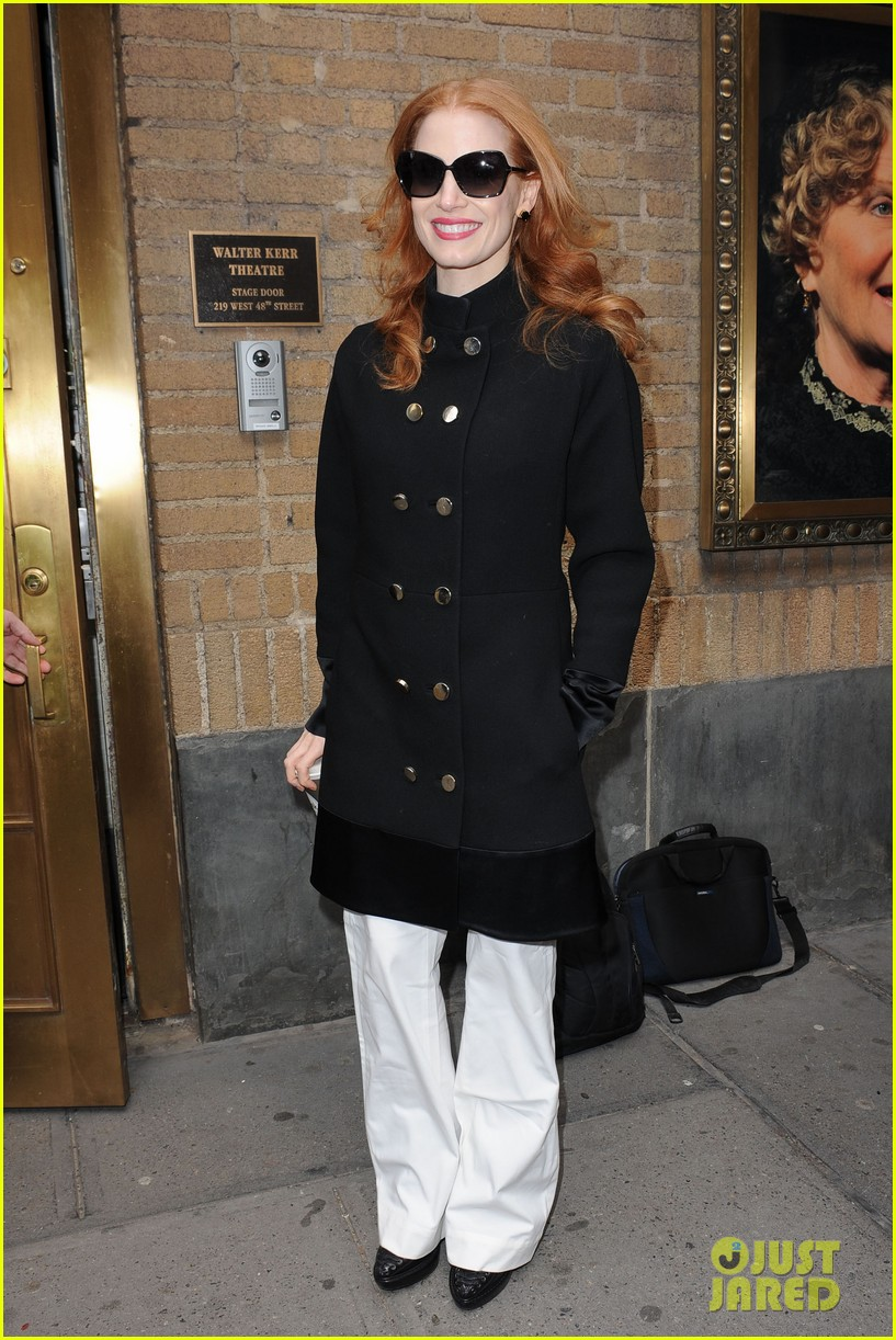 jessica chastain box office queen 122795387