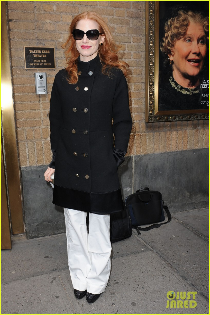 jessica chastain box office queen 132795388