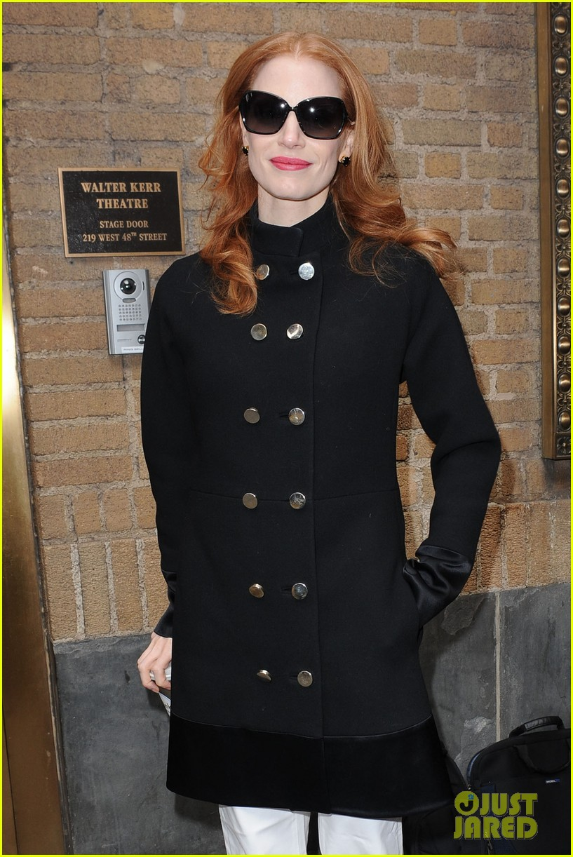 jessica chastain box office queen 142795389