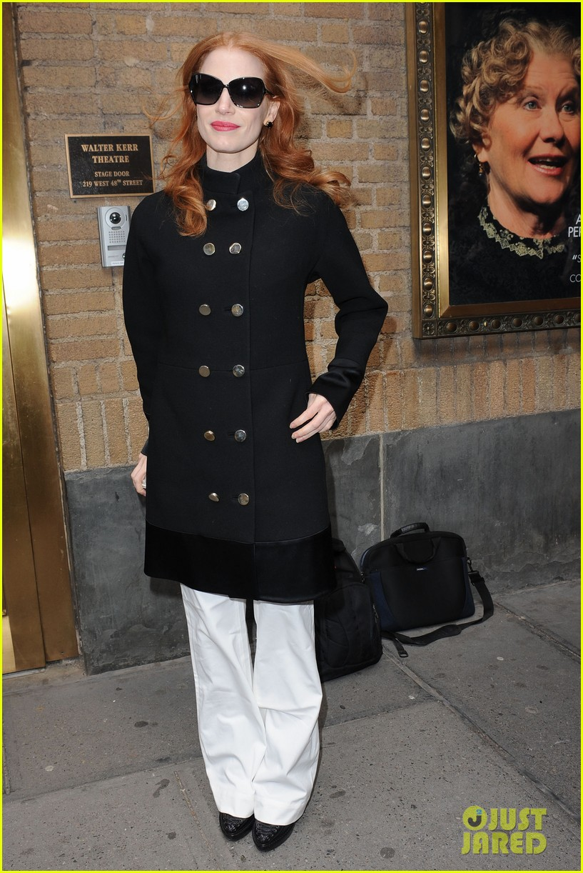 jessica chastain box office queen 152795390