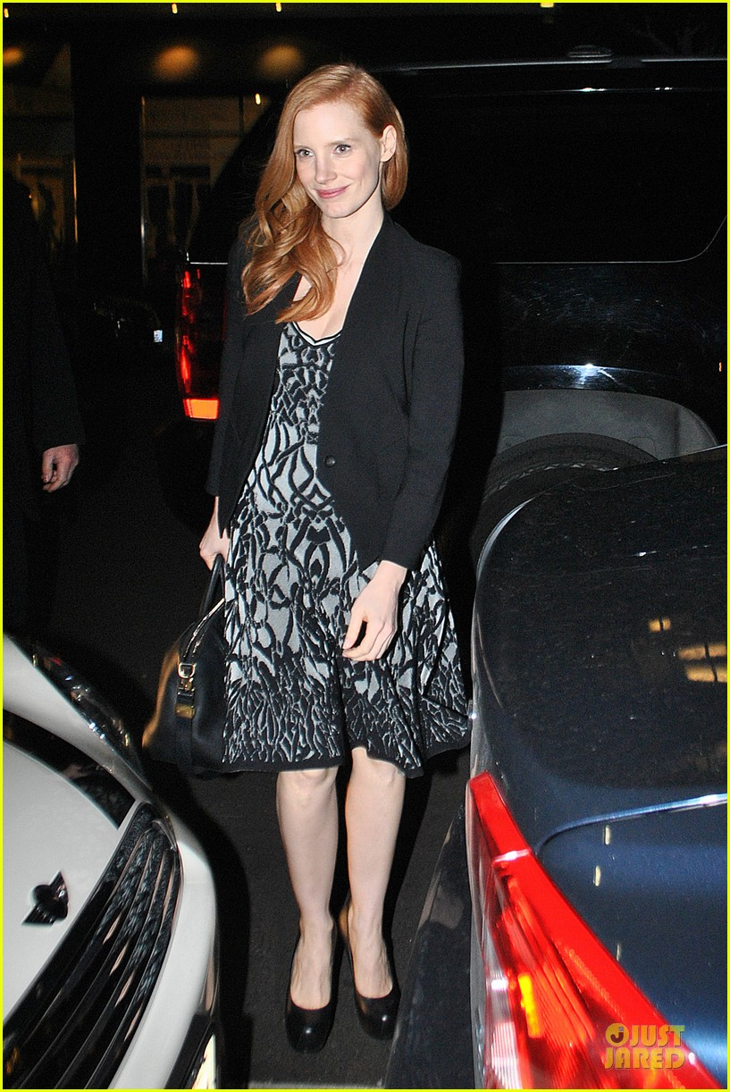 jessica chastain mr chow dinner 01