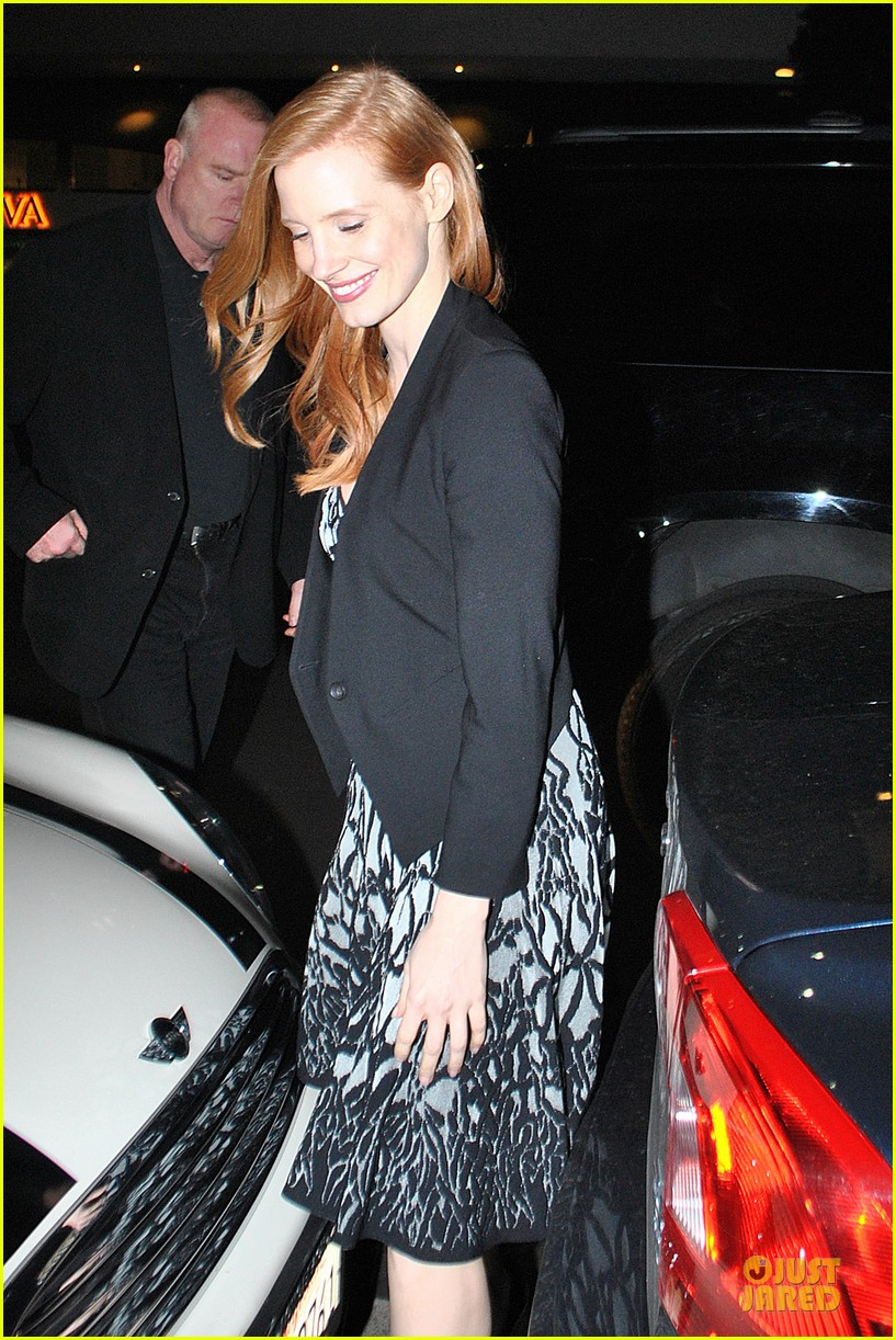 jessica chastain mr chow dinner 05