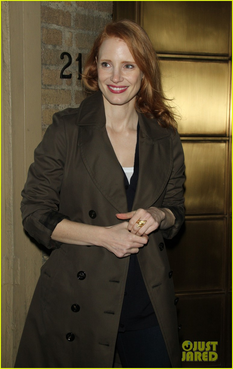 jessica chastain my first big purchase was couch 112790658