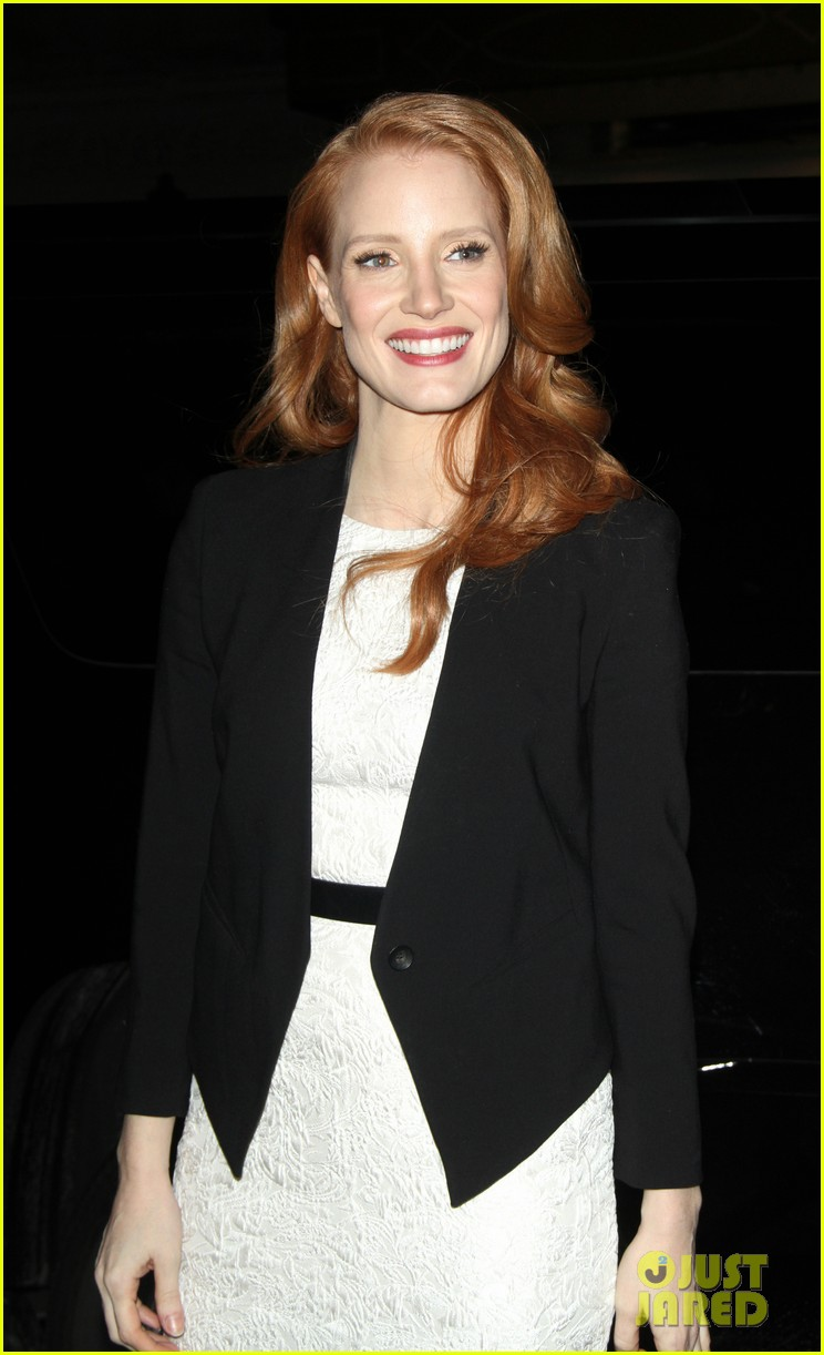 jessica chastain daily show appearance 192793465