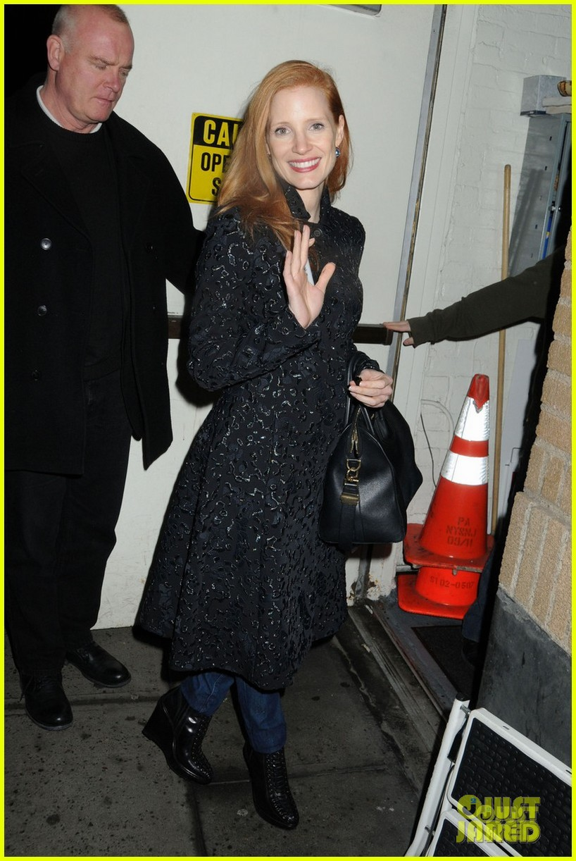 jessica chastain joins miss julie with colin farrell 052801556