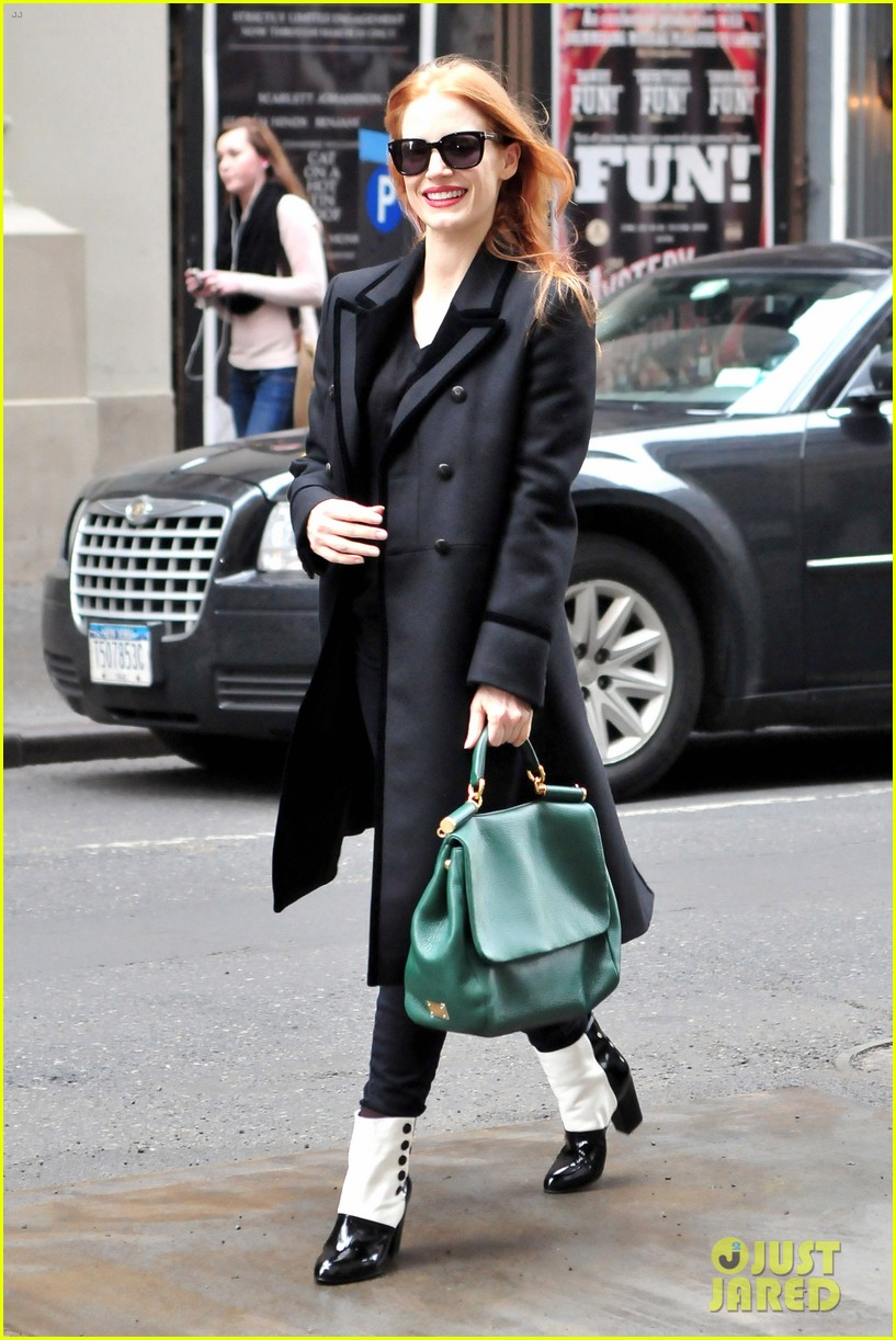 jessica chastain joins miss julie with colin farrell 062801557