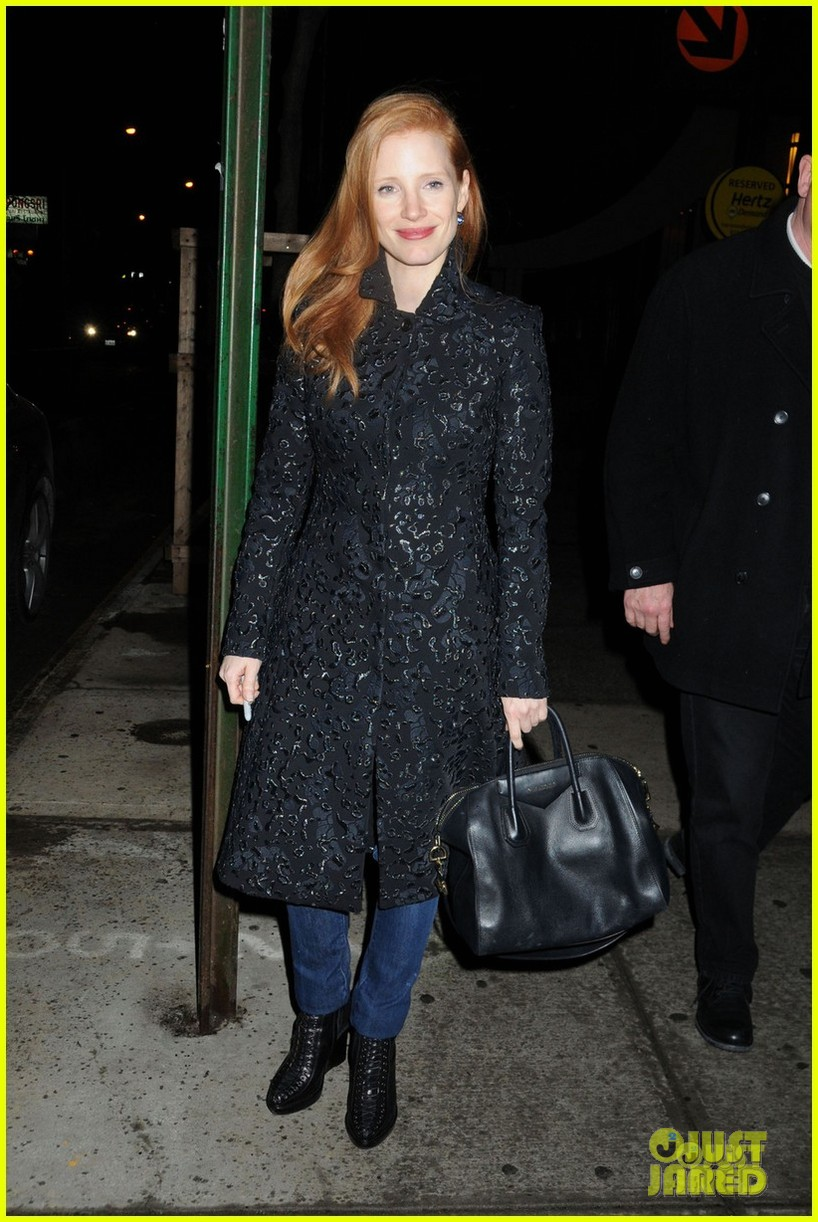 jessica chastain joins miss julie with colin farrell 132801564