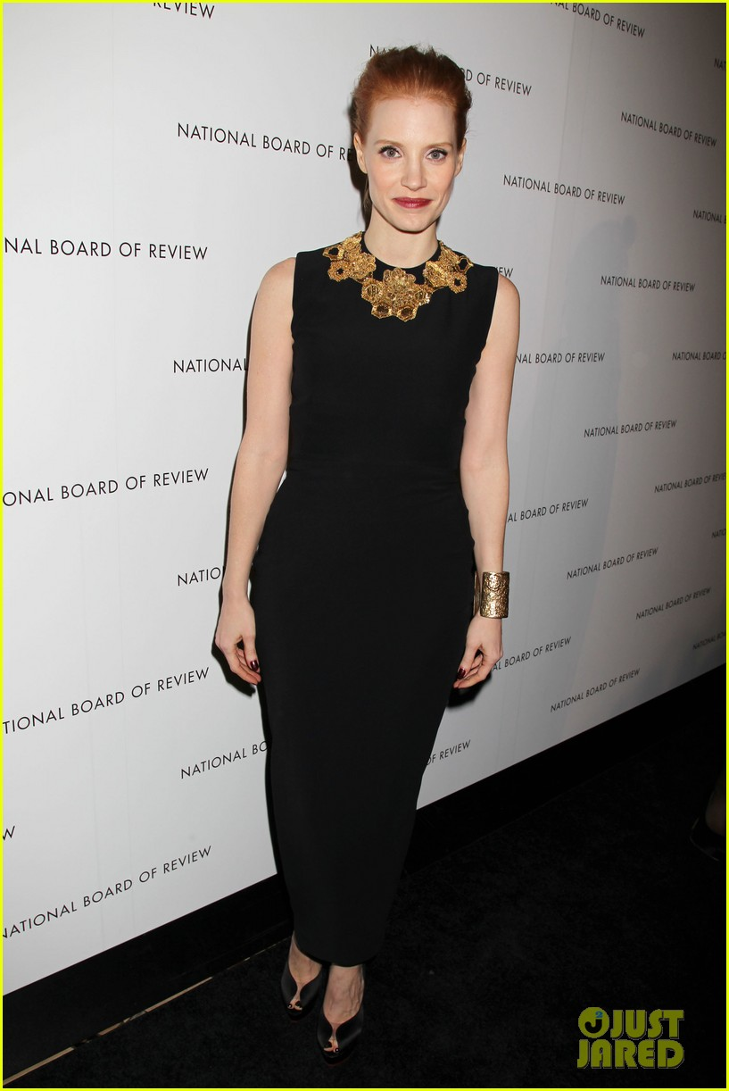 jessica chastain national board of review awards gala 2013 102787243