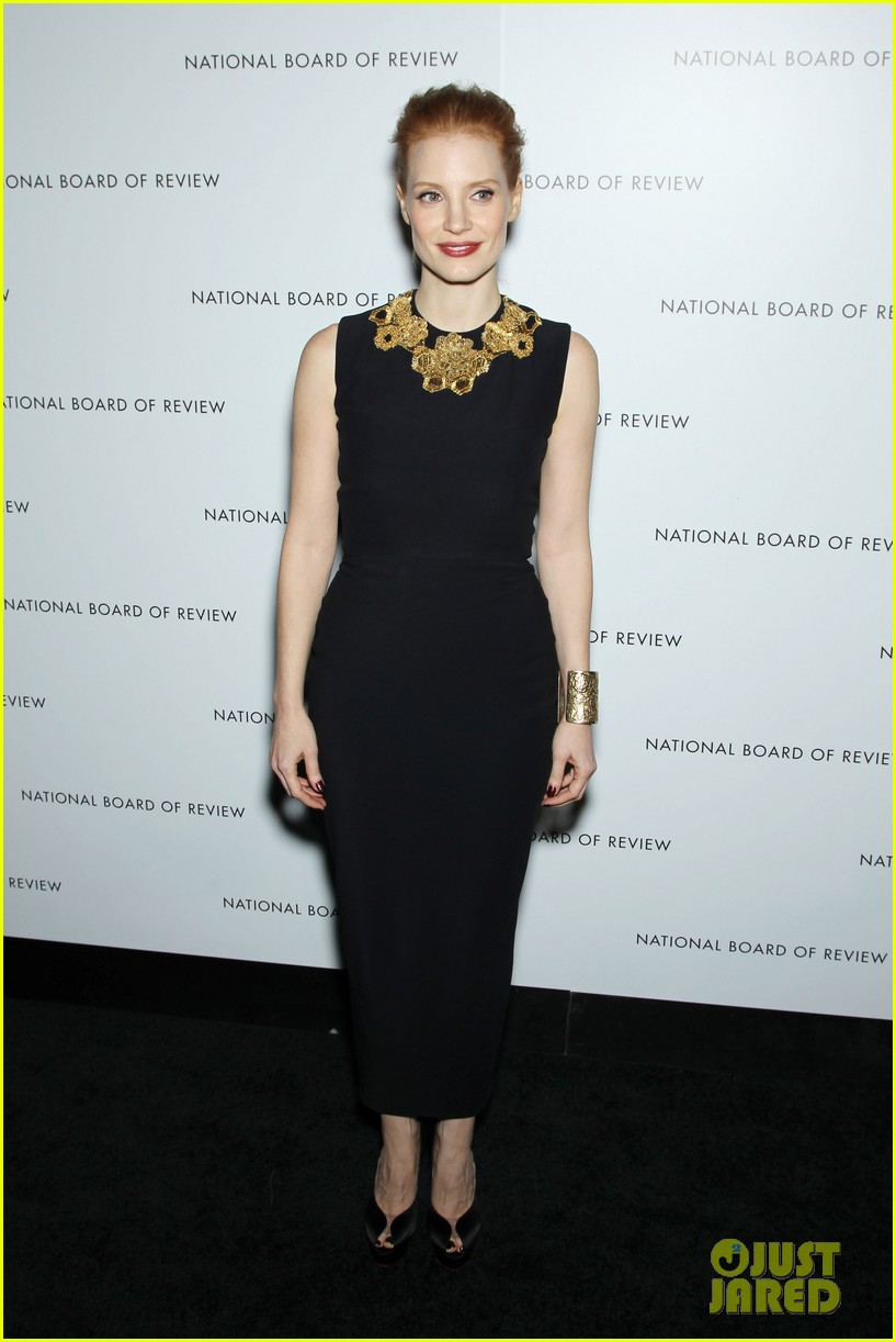jessica chastain national board of review awards gala 2013 222787255